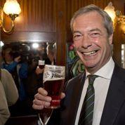 Une pinte avec Nigel Farage pour renflouer UKIP