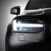 Le Volvo XC90 en approche