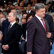 Ukraine : Porochenko et Poutine se retrouvent sans illusions