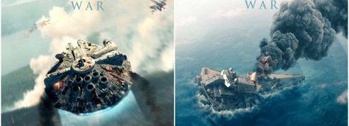 Star Wars VII : un fan crée trois affiches pour le film de J.J.Abrams