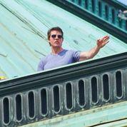 Tom Cruise aperçu à Vienne sur le tournage de M:I 5