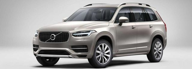 le nouveau volvo xc90 sort du bois. Black Bedroom Furniture Sets. Home Design Ideas