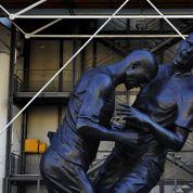 La statue de Zidane bientôt installée devant chez François Pinault