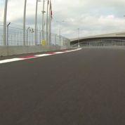 Sebastian Vettel s'offre un premier tour sur le circuit de Sotchi