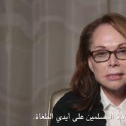 La mère d'un otage américain supplie le chef de l'Etat islamique d'épargner son fils