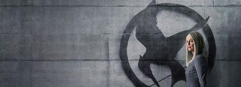 Hunger Games 3 : le geai moqueur tagué dans les rues de Paris