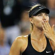 Sharapova élue «joueuse la plus désirable» de l'US Open