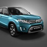 Le Suzuki Vitara est de retour