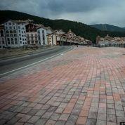 Six mois après les JO, Sotchi transformée en ville fantôme