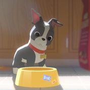 Disney dévoile les images du nouveau court-métrage Festin