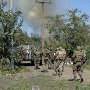 La présence de soldats russes dans l'est de l'Ukraine inquiète