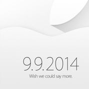 iPhone 6 : Apple lance les invitations pour le 9 septembre