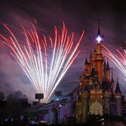 Disney pense à utiliser des drones dans ses parcs d'attraction