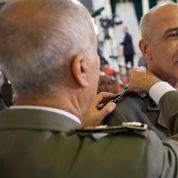 L'honneur recouvré des colonels tunisiens