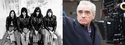 Martin Scorsese veut faire un film sur les Ramones