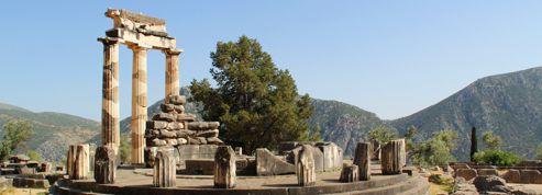 Grèce: Delphes, nombril du monde