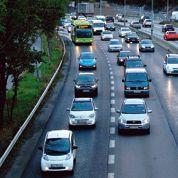 Embouteillages de voitures électriques en Norvège