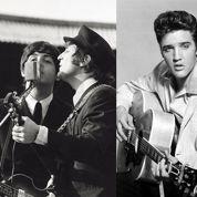 Les Beatles, Presley et Beyoncé préférés des Américains