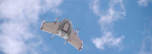 Google se lance dans la livraison de colis par drone