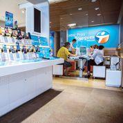 Bouygues Telecom gagne à nouveau des abonnés