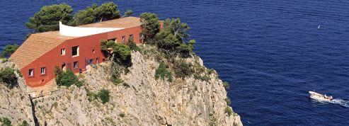 Le Mépris :Villa Malaparte, le bunker des vanités