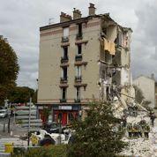 Les impressionnantes images de l'effondrement de Rosny-sous-Bois
