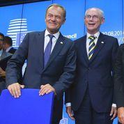 L'UE conclut sa relève, sur fond de crises tous azimuts