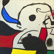 Le Portugal peut vendre des Miró pour renflouer ses caisses