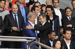 Sarkozy, Hidalgo, Pogba: la corbeille du Parc des Princes copieusement garnie