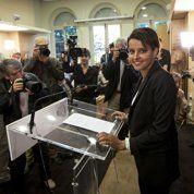 Najat Vallaud-Belkacem se veut aussi «ministre des parents»