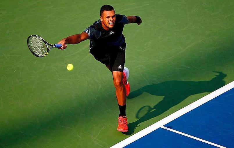 Jo-Wilfried Tsonga pr�sente un bilan de 2 victoires et 11 revers face � Andy Murray