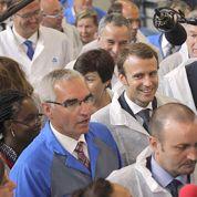 Le «donnant-donnant» de Macron aux entreprises