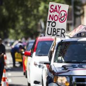 L'Allemagne interdit le covoiturage organisé par Uber