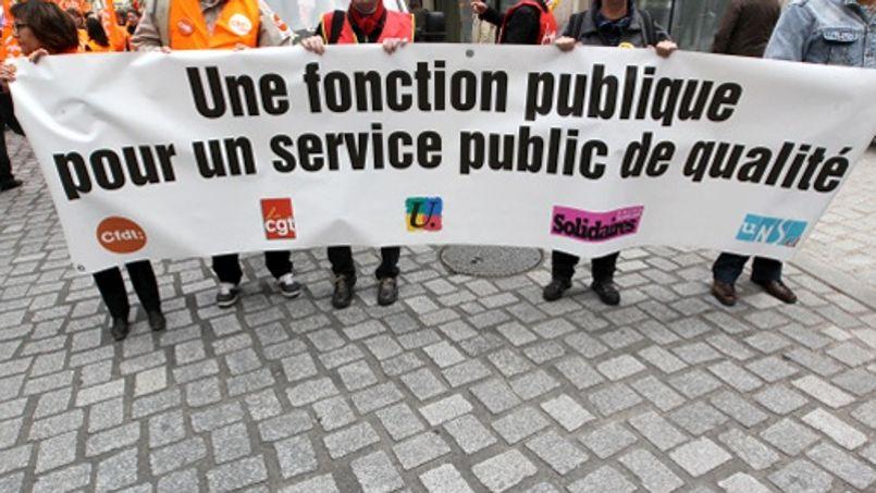 Manifestation des syndicats le 15 juin dernier � Paris.
