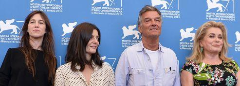 Mostra de Venise : le cinéma français brille de tous ses feux
