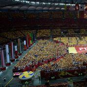 62 000 spectateurs pour un match de volley en Pologne