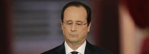 François Hollande «atterré» par la parution du livre de Valérie Trierweiler