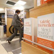 Livre de Valérie Trierweiler: une véritable ruée en librairie
