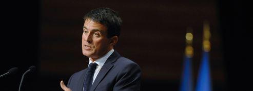 Cote de confiance : Manuel Valls perd 14 points