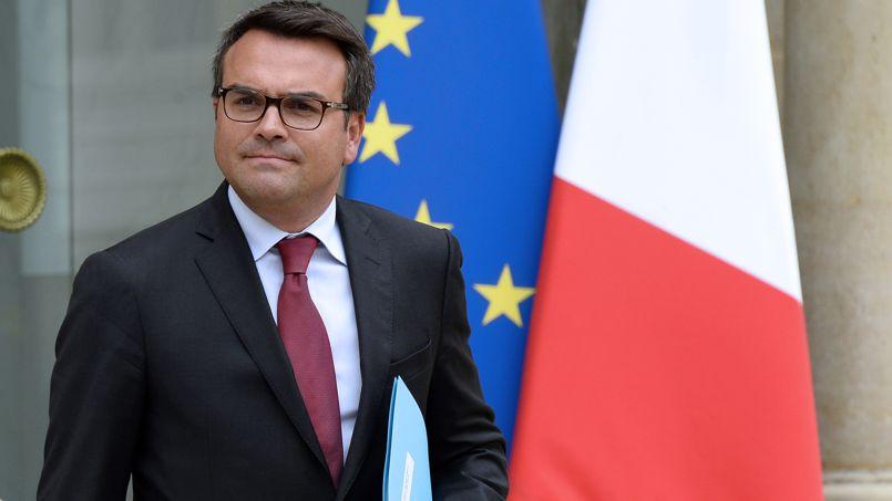 Thomas Thévenoud, ancien secrétaire d'État en charge du Commerce extérieur, de la Promotion du tourisme et des Français de l'étranger.