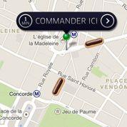 Uber et Fauchon s'associent pour livrer gratuitement des éclairs