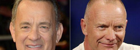 Tom Hanks et Sting, hérauts de la culture américaine