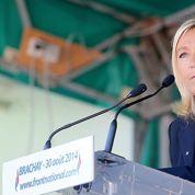 Présidentielle 2017: Le Pen en tête au premier tour dans tous les cas de figure