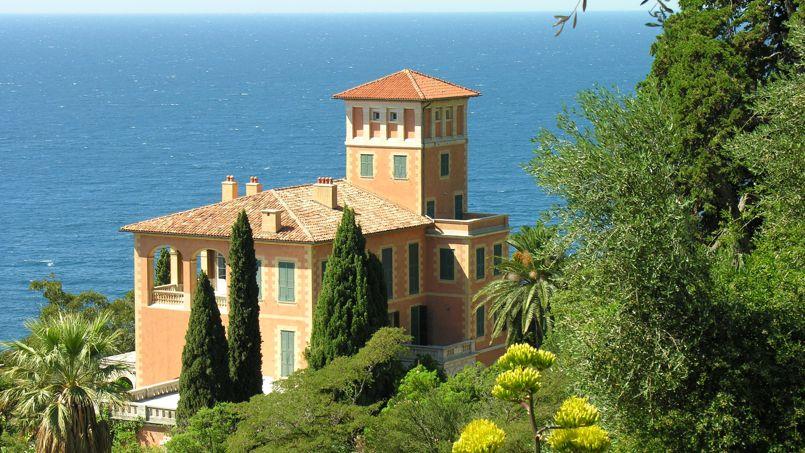 Sur La Riviera Italienne Le Charme Anglais De La Villa