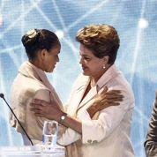 Brésil: duel de dames pour la présidentielle