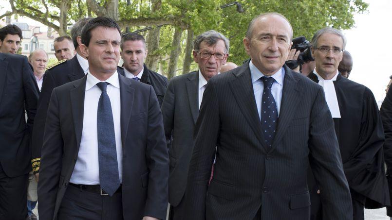 Gérard Collomb : «Valls et moi trouvions le projet présidentiel du PS irréaliste»