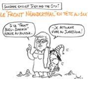 Jul:«Avec le Front Néanderthal, on retourne au Jurassique»