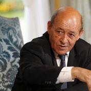 Le Drian: «J'alerte sur la gravité de la situation en Libye»