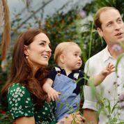 Le nouvel enfant de William, «héritier de rechange»