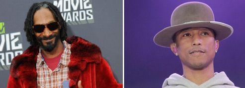 Snoop Dogg annonce un duo avec Pharrell Williams